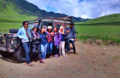 Open Trip Bromo Midnight 2016