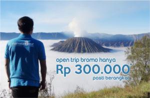 open-trip-bromo-murah