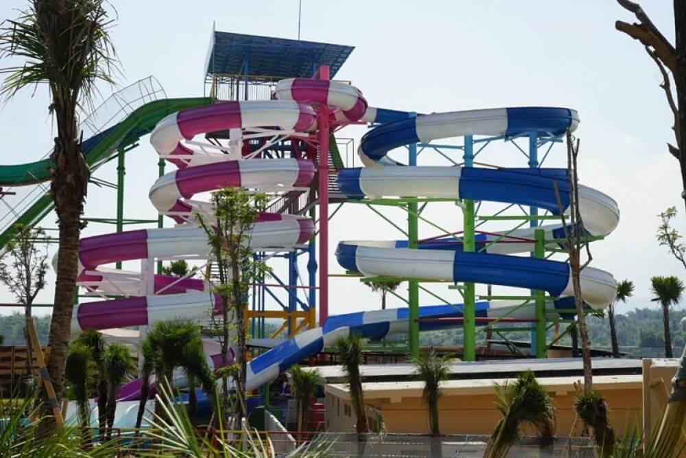 hula hula slide